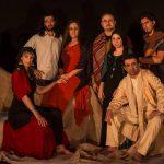 """مسرحية """"خيل تايهة"""" – فرقة مسرح نعم – إخراج إيهاب زاهدة – فلسطين."""
